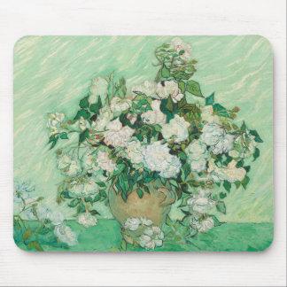 Mousepad Rosas de Vincent van Gogh