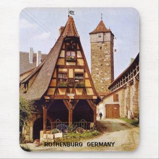 MOUSEPAD ROTHENBURG, ALEMANHA