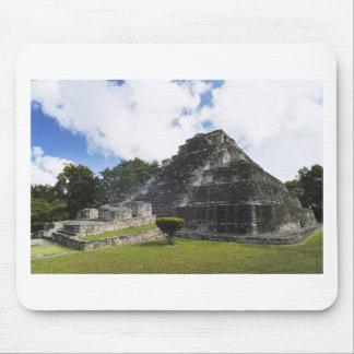 Mousepad Ruínas maias de Chacchoben do Maya da costela