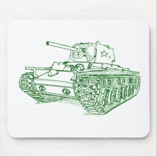 Mousepad Russo do tanque KV1