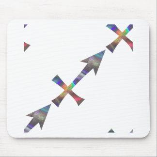 Mousepad Sagitário do holograma