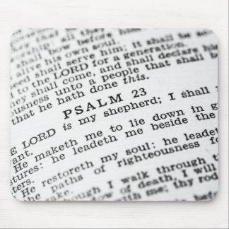 Mousepad Salmo 23