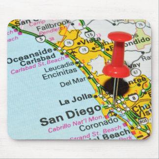 Mousepad San Diego, Califórnia
