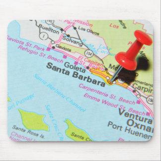 Mousepad Santa Barbara, Califórnia