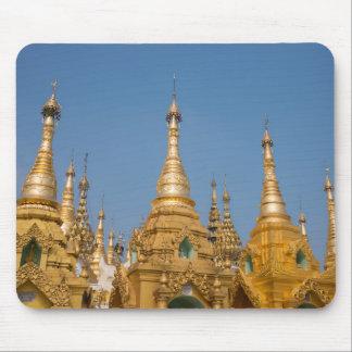 Mousepad Santuários budistas