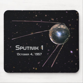 Mousepad Satélite de Sputnik 1