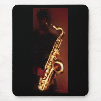 Mousepad Saxofone