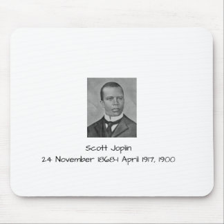 Mousepad Scott Joplin