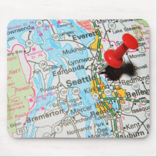 Mousepad Seattle, Washington