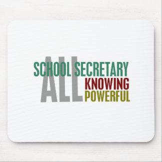 Mousepad Secretário da escola