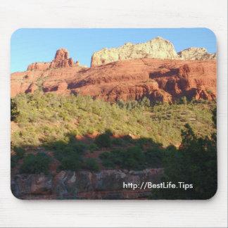 Mousepad Sedona, montanha da arizona