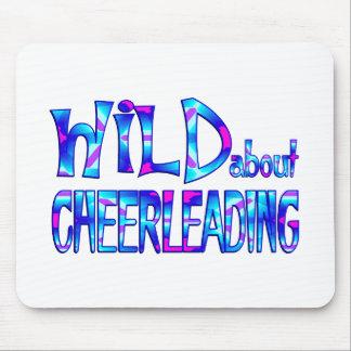 Mousepad Selvagem sobre Cheerleading