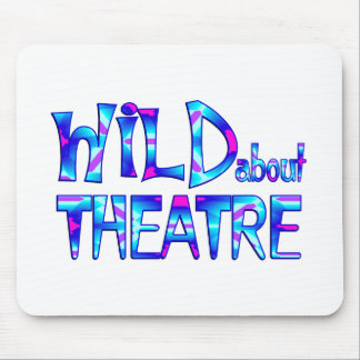 Mousepad Selvagem sobre o teatro
