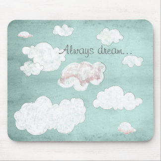 Mousepad Sempre sonho…