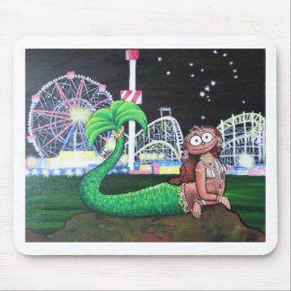 Mousepad Sereia de Coney Island