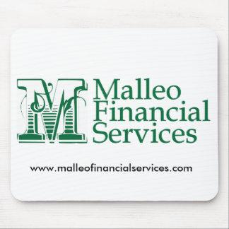 Mousepad Serviços financeiros de Malleo