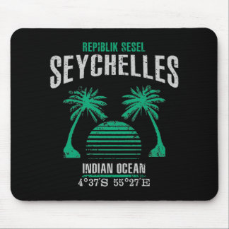 Mousepad Seychelles