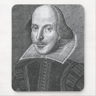 Mousepad Shakespeare
