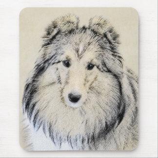 Mousepad Sheepdog de Shetland