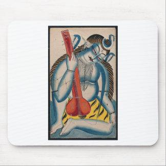 Mousepad Shiva intoxicado que guardara o cordeiro