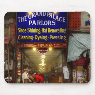 Mousepad Shoeshine - as salas de estar grandes 1922 do