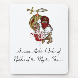 Mousepad Shriner