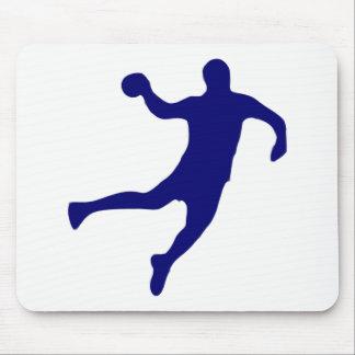 Mousepad Silhueta do handball