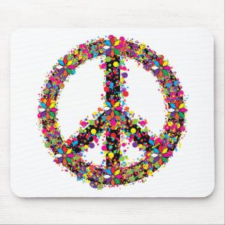 Mousepad Símbolo de paz grande