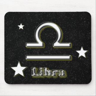 Mousepad Símbolo do Libra