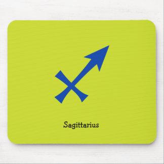 Mousepad Símbolo do Sagitário