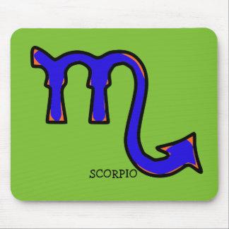 Mousepad Símbolo t da Escorpião