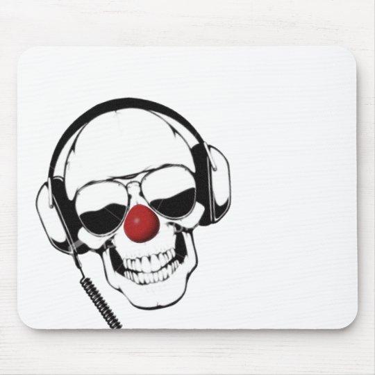 Mousepad Skull