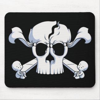 Mousepad Skullusion
