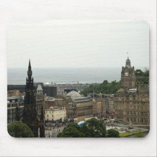 Mousepad Skyline 001 de Edimburgo