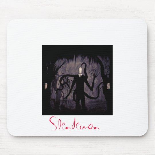 Mousepad Slenderman