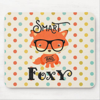 Mousepad Smart E Foxy-Pontos