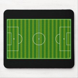 Mousepad Soccer field