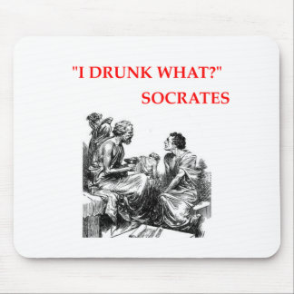 Mousepad Socrates