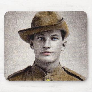 Mousepad soldado considerável da guerra de Boer