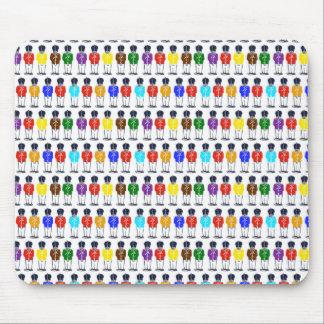 Mousepad Soldados coloridos