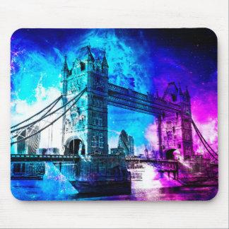 Mousepad Sonhos de Londres do céu da criação
