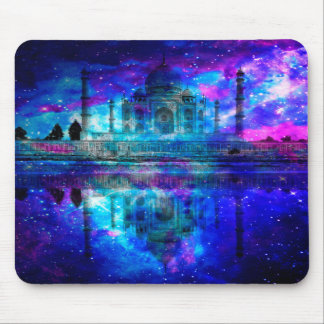 Mousepad Sonhos de Taj Mahal da criação do amante