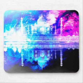 Mousepad Sonhos de Taj Mahal do céu da criação