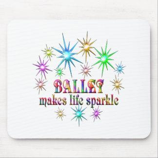 Mousepad Sparkles do balé