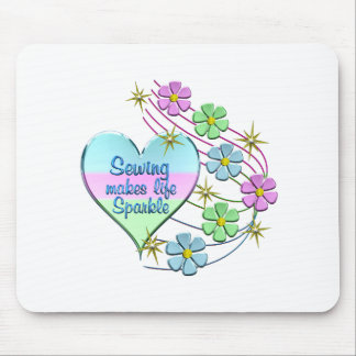 Mousepad Sparkles Sewing