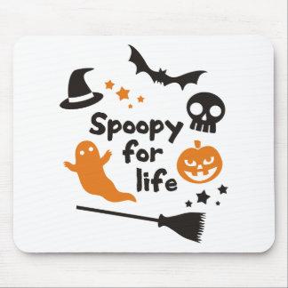 Mousepad Spoopy para a vida