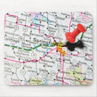 Mousepad Springfield, Illinois