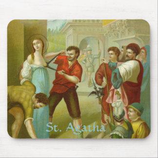 Mousepad St. Agatha (M 003)