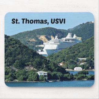 Mousepad St Thomas