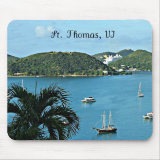 Mousepad St Thomas, VI